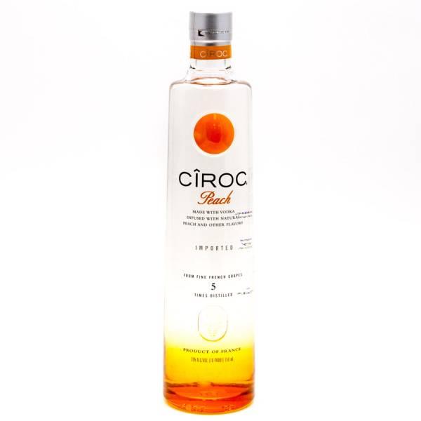 Ciroc Peach 750ml