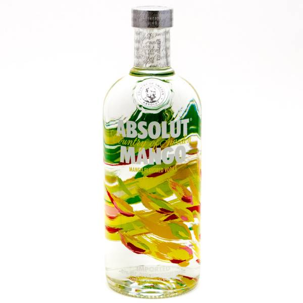 Absolut Mango Flavored Vodka 750ml Beer Wine And