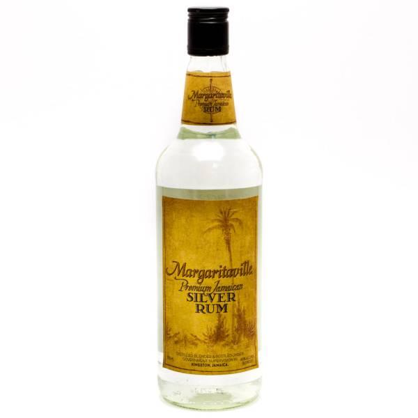 Margaritaville Premium Jamaican Silver Rum 750ml
