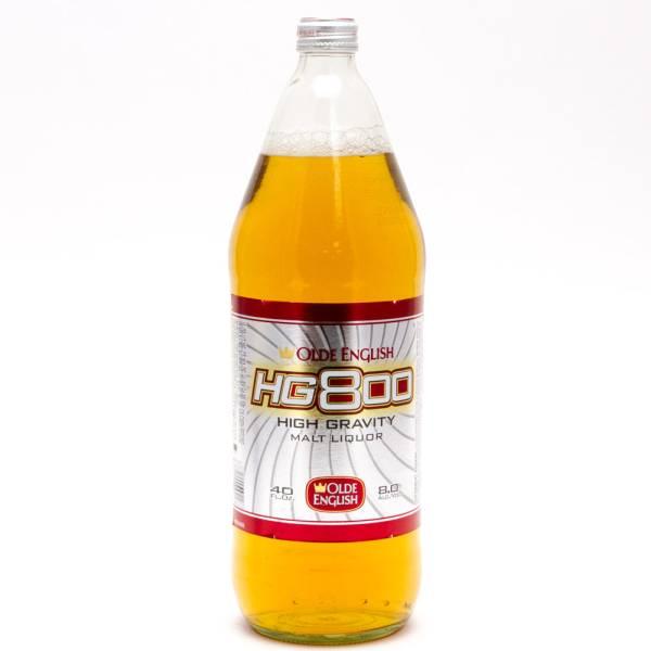Olde English HG 800 High Gravity Malt Liquor 8% Alc/Vol 40oz