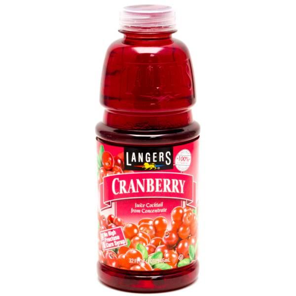 Langers Cranberry Juice 32oz