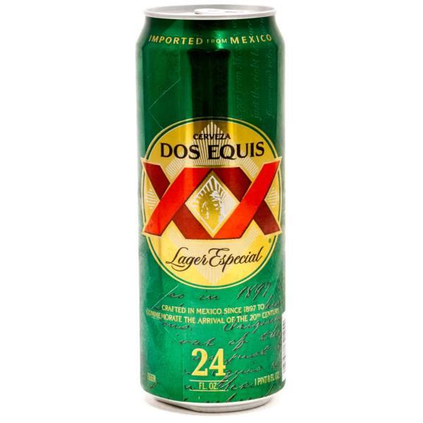 Dos Equis Lager Especial 24oz