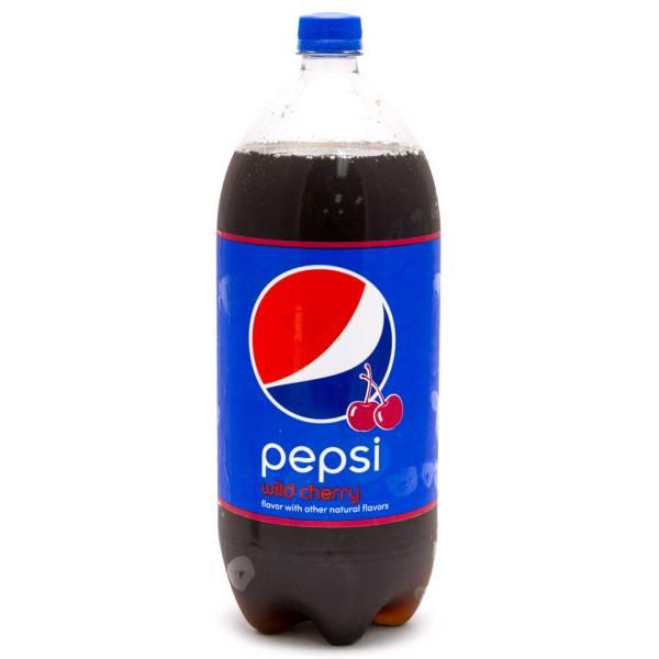 Wild Cherry Pepsi 2L Bottle
