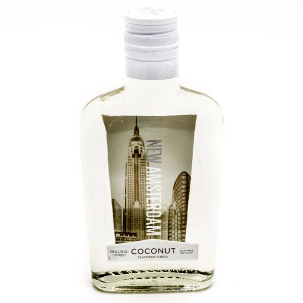 New Amsterdam Coconut Vodka 200ml