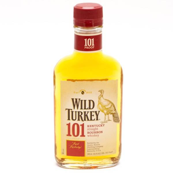 Wild Turkey 101 Kentucky Bourbon Whiskey 200ml