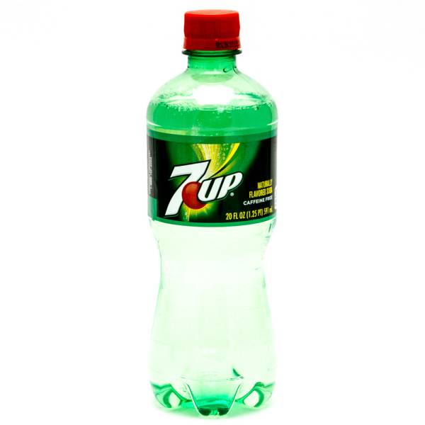 7-Up 20oz Bottle