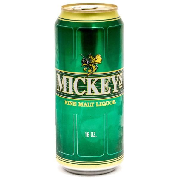 Mickey's Fine Malt Liquor 16oz