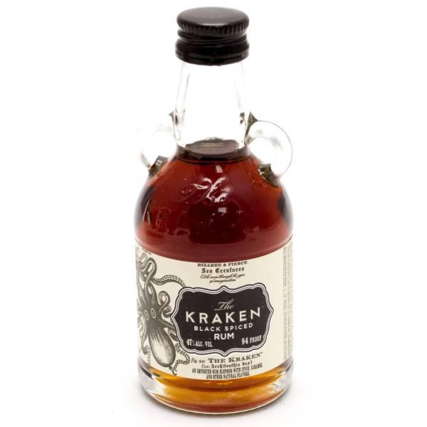 Kraken Spiced Rum 50ml