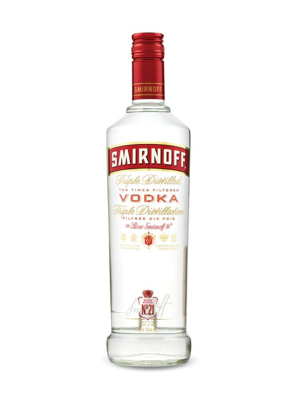 Smirnoff 750 ml
