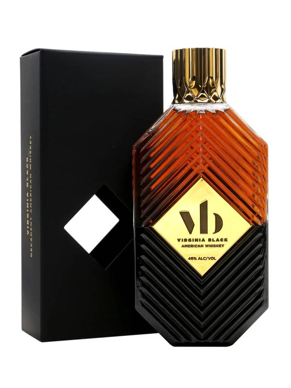 Virginia Black Whiskey 750ml