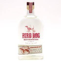 Bird Dog Peppermint Moonshine 750ml