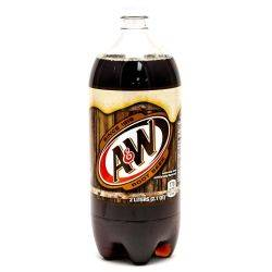 A&W Rootbeer 2L Bottle