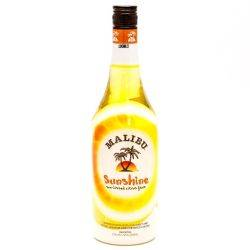 Mailbu Sunshine Citrus Fruit Rum 750ml