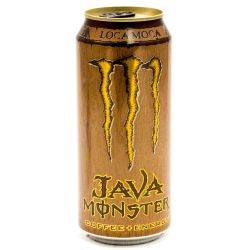 Java Monster Loca Mocha Energy Drink...