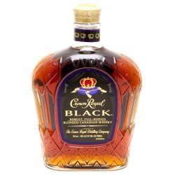 Crown Royal Black Extra Bold Canadian...