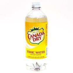 Canada Dry Tonic Water 33.8oz