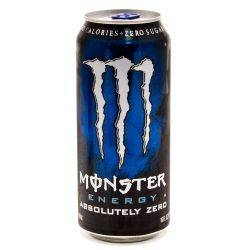 Monster Energy Drink Absolutely Zero...