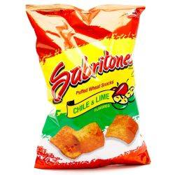 Sabritones Chile & Lime Puffed...