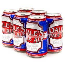 Dale's Pale Ale 6 Pack 12oz Cans