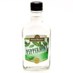 Hiram Walker Peppermint Flavored...