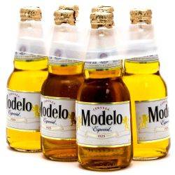 Modelo Especial 6 Pack 12oz Bottles