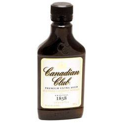 Canadian Club Extra Aged Whiskey 200ml