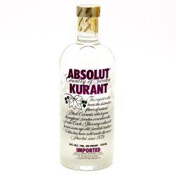 Absolut Kurant 750ml 750ml