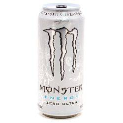 Monster Energy Drink Zero Ultra...