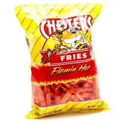 Chester's Fries Flamin' Hot...