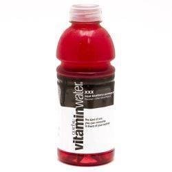 Vitamin Water...
