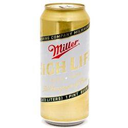 Miller High Life 16oz