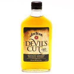 Jim Beam Devil's Cut 90 Proof 375ml