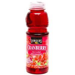 Langers Cranberry Juice 16oz