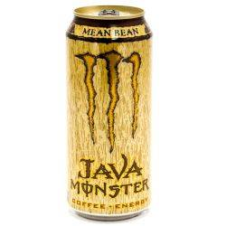 Monster Java Mean Bean Coffee+Energy...