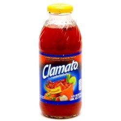 Clamato Picante Tomato Cocktail 16oz