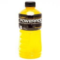 Powerade Tropical Mango 32oz