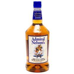 Admiral Nelson's Spiced Rum 1.75L