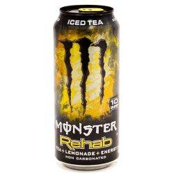 Monster Energy Drink Rehab...