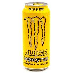 Monster Energy Drink Ripper Juice...
