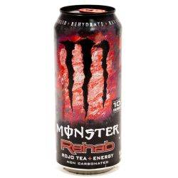 Monster Energy Drink Rojo Tea+Energy...