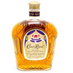 Crown Royal Canadian Whiskey 750ml