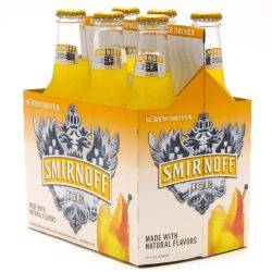 Smirnoff Ice Screwdiver 6 Pack 12oz...
