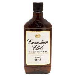 Canadian Club Whiskey 375ml