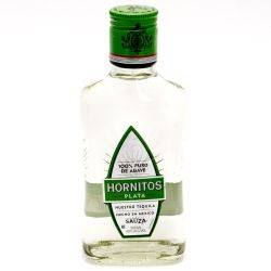 Hornitos Plata Tequila 750ml