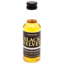 Black Velvet Canadian Whiskey 50ml
