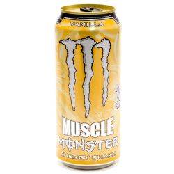 Muscle Monster Vanilla Energy Shake...