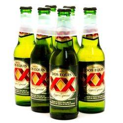 Dos Equis XX Lager Especial 6 Pack...