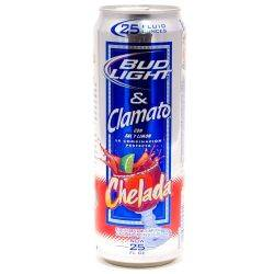 Bud Light & Clamato Chelada  25oz