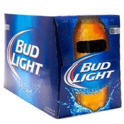 Bud Light 18X12oz Bottles