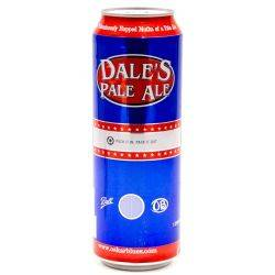 Dale's Pale Ale Rocky Mountai...
